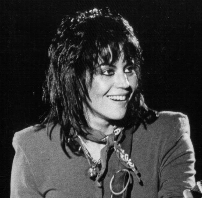 **1980: Joan Jett's rocker-shag**<br><br>