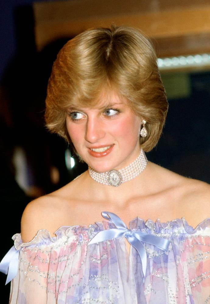 **1981: Princess Diana's polished shag**<br><br>
