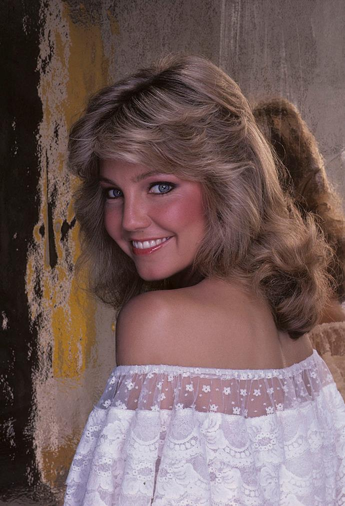**1982: Heather Locklear's grown-out shag**<br><br>