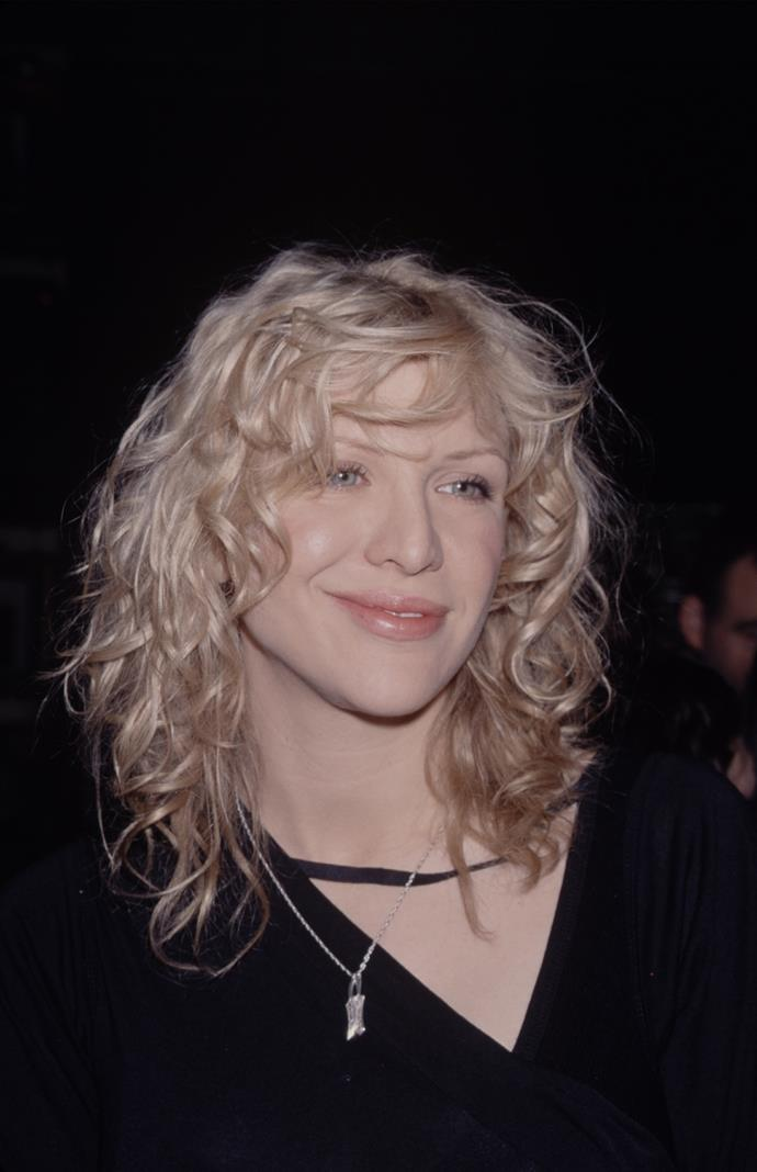 **1991: Courtney Love's grunge-glam shag**<br><br>