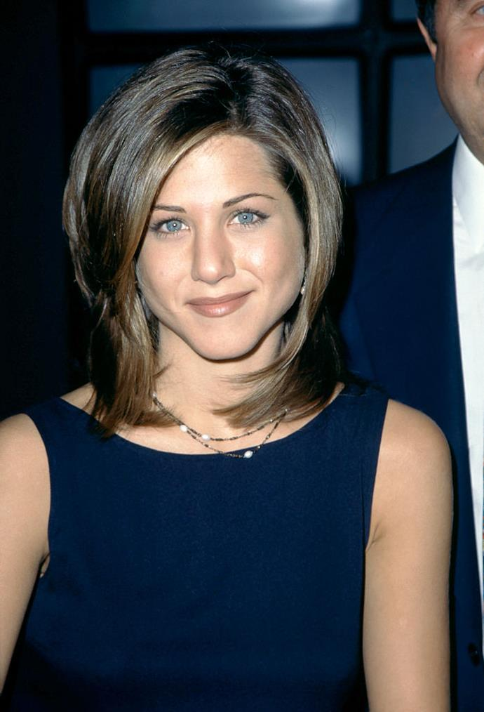 **1995: Jennifer Aniston's 'The Rachel' cut**<br><br>