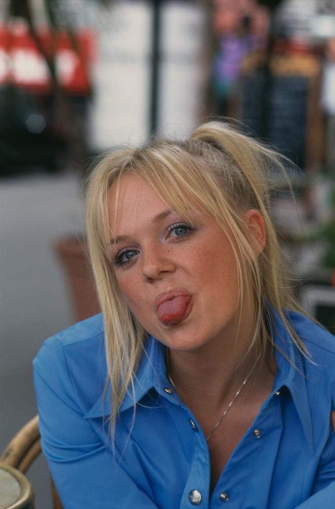 **1996: Baby Spice's dishevelled pigtails**<br><br>