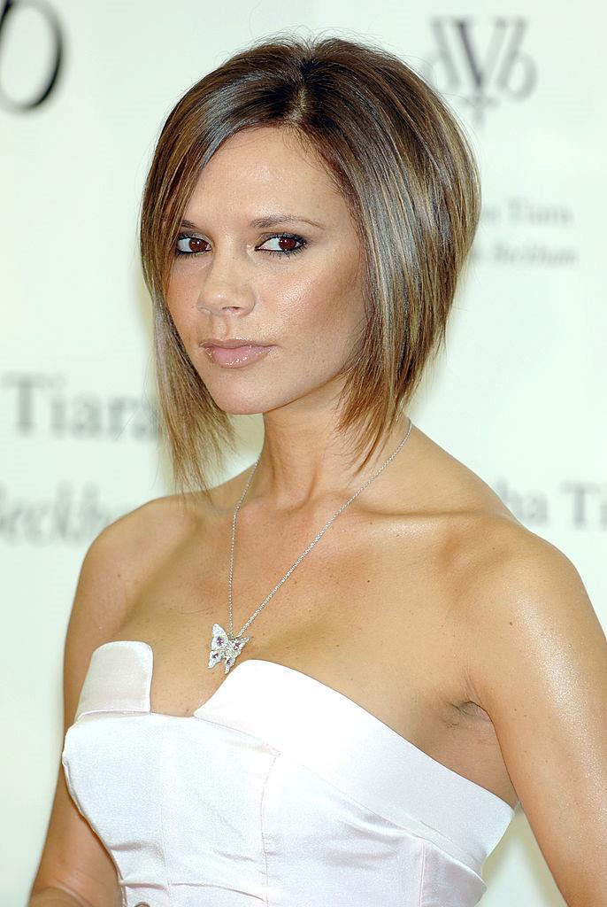 **2006: Victoria Beckham's angular bob**<br><br>
