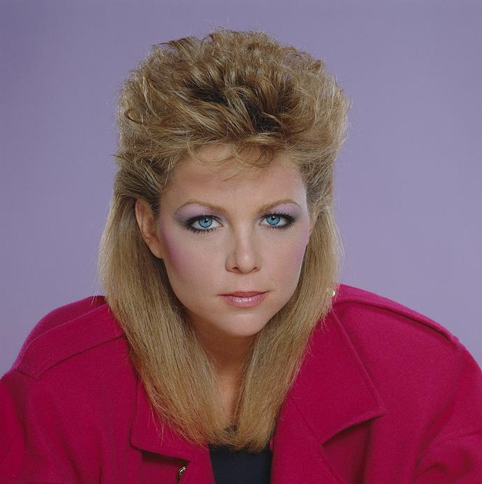 **1984: Lisa Hartman's statement mullet**
