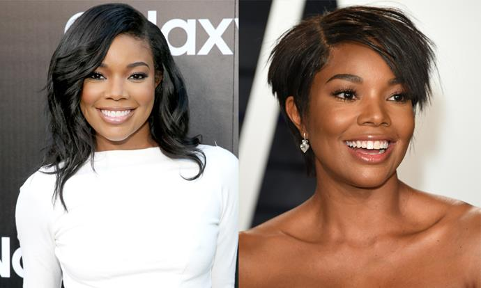 """**Gabrielle Union** <br><br> Like Kerry Washington, [Gabrielle Union](https://www.harpersbazaar.com.au/health-fitness/gabrielle-union-diet-exercise-18972
