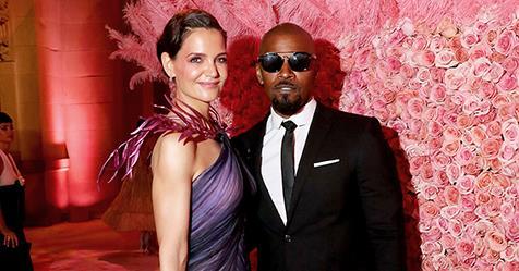 Katie Holmes And Jamie Foxx Reportedly Split After Six Years Of Dating | Harper's BAZAAR Australia