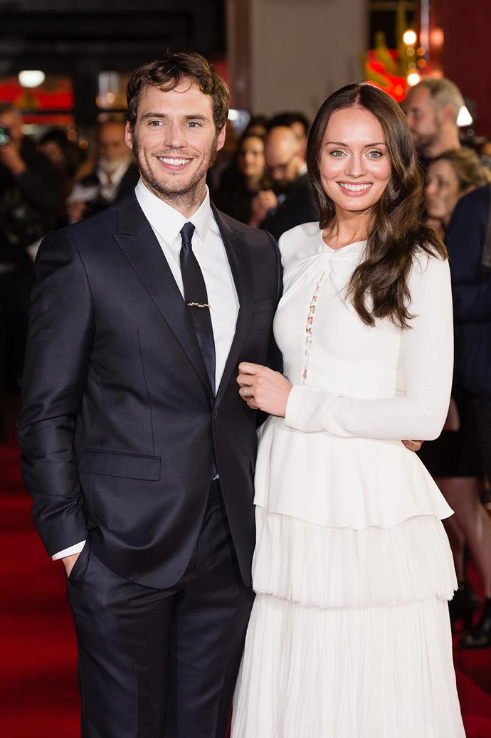 "***Sam Claflin and Laura Haddock***<br><bR> Actors Sam Claflin and Laura Haddock revealed in mid-August that they had split after six years of marriage. In their statements, the couple noted that they have ""nothing but love, friendship and a deep respect for one another"" and that they will ""continue to raise our family together."" The pair share two children, a son Pip and a daughter Margot."