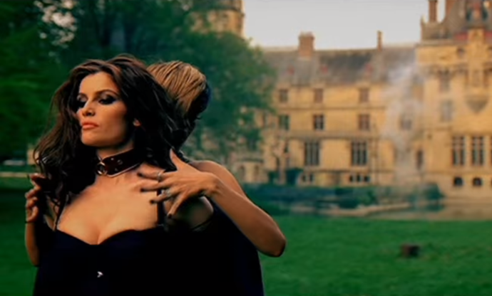 "**Laetitia Casta in Rihanna's video for ""Te Amo""**<br><br>  French supermodel Laetitia Casta took on the role of femme fatale and apparent love interest in Rihanna's 2009 latin-infused track ""Te Amo"".<br><br>  *Watch the video [here](https://www.youtube.com/watch?v=Oe4Ic7fHWf8