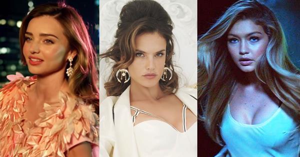 26 Supermodels Who Have Starred In Music Videos | Harper's BAZAAR Australia