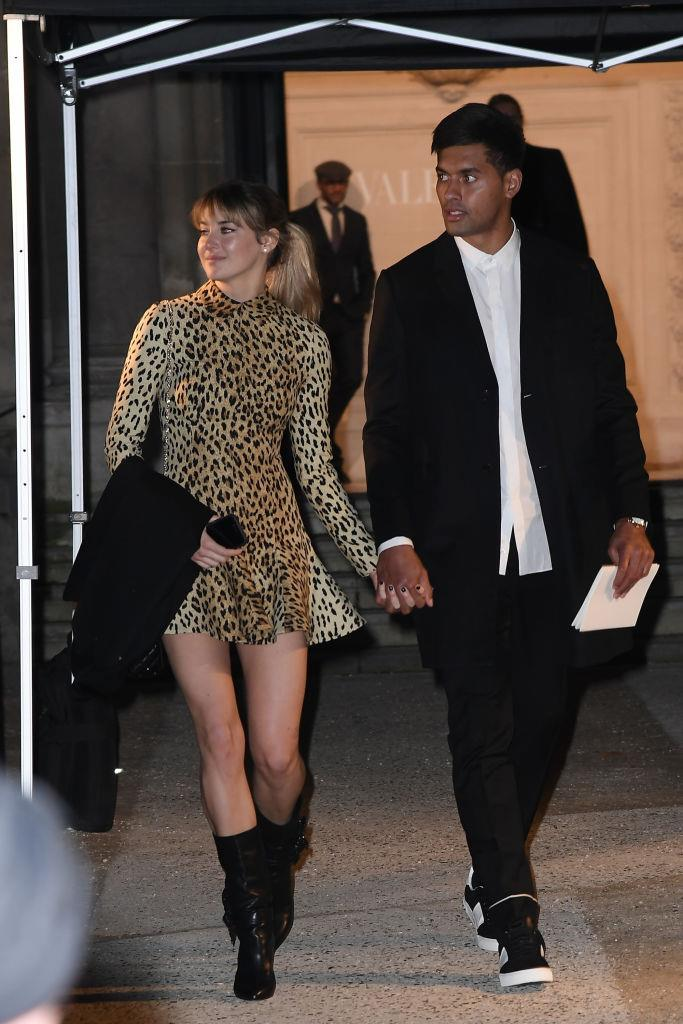 **Shailene Woodley and Ben Volavola** <br><br> *Big Little Lies* actress Woodley is currently in a relationship with Australian-Fijian rugby union player Ben Volavola, after starting to date around 2017. Despite only attending a handful of events together, Woodley has been photographed watching Volavola's rugby games in the past.