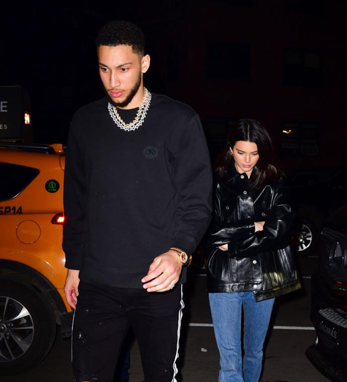 "**Kendall Jenner and Ben Simmons** <br><br> Though they only parted ways in May 2019 after a year of on-and-off dating, supermodel Kendall Jenner kept her relationship with Australian basketballer [Ben Simmons](https://www.elle.com.au/culture/kendall-jenner-ben-simmons-back-together-20745|target=""_blank"") low-key. Of her emphasis on privacy, Jenner told *ZAZA WORLD RADIO* in February 2019: ""I think that especially because of the lifestyle that I live everything is so magnified and everyone wants to know things, especially about your love life."""