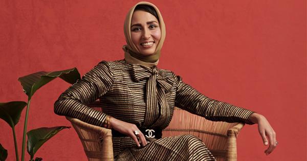 Meet Anjilla Seddeqi, The Designer Revolutionising Modest Dressing | Harper's BAZAAR Australia