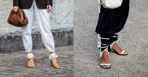 Shoes Over Pants Is The Shoe Trend You Should Know For 2019 | Harper's BAZAAR Australia