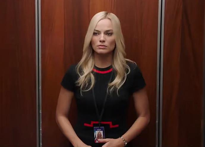 Kayla Pospisil, a fictional Fox News producer, played by Margot Robbie.