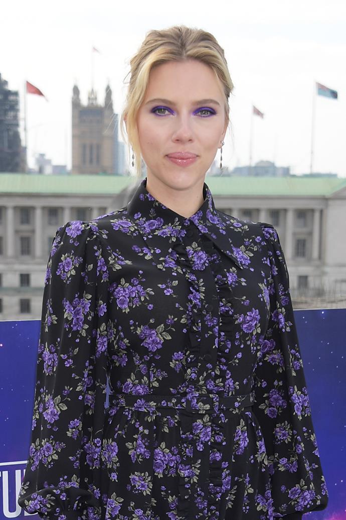 **1. Scarlett Johansson: $56 million USD in earnings.**