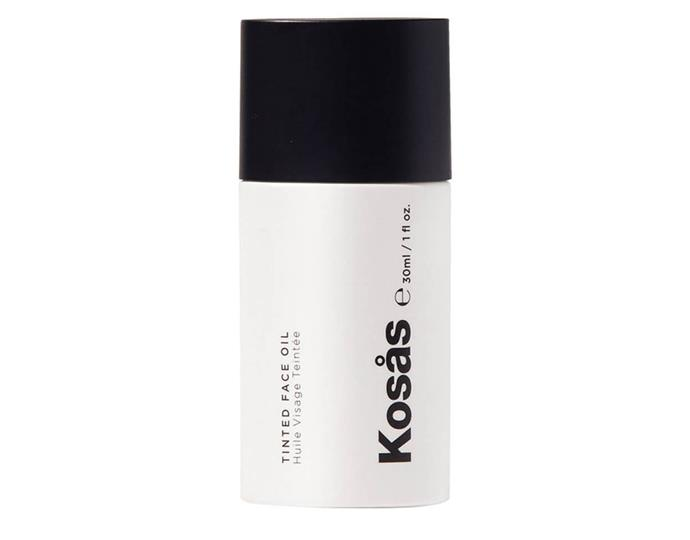 "**Tinted Face Oil by Kosås, $64 from [MECCA](https://www.mecca.com.au/kosas/tinted-face-oil/V-035170.html|target=""_blank""