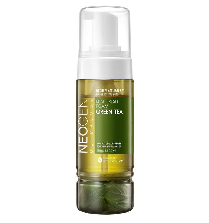 "**Green Tea Foam by Neogen, $29 from [Myer](https://www.myer.com.au/p/neogen-foam-gren-tea-160g|target=""_blank""