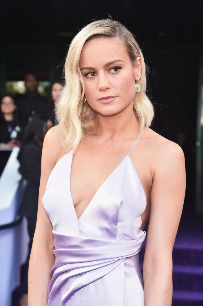 "**Brie Larson** <br><br> To get in shape for her major role in 2019's *[Captain Marvel](https://www.harpersbazaar.com.au/health-fitness/brie-larson-captain-marvel-diet-fitness-18221|target=""_blank"")* movie, Larson pushed herself to the limit, doing hip thrusts with 180kg barbells, rock-climbing and pushing a 2,267kg Jeep up a hill (watch the video below)."