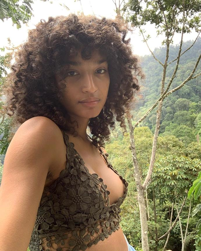 """**Indya Moore**<br><br>  One of [*Time's*](https://time.com/5577019/time-100-2019-indya-moore/