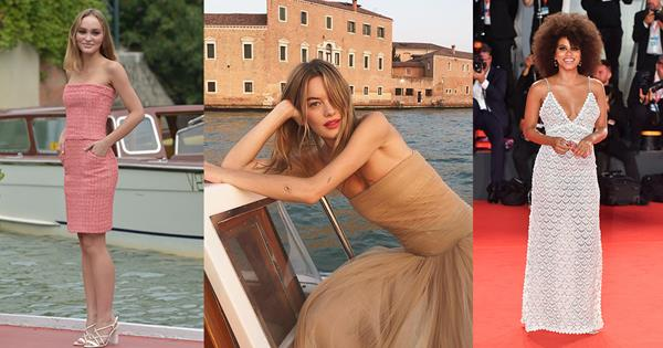 The 2019 Venice Film Festival Best Dressed, According To BAZAAR Editors | Harper's BAZAAR Australia