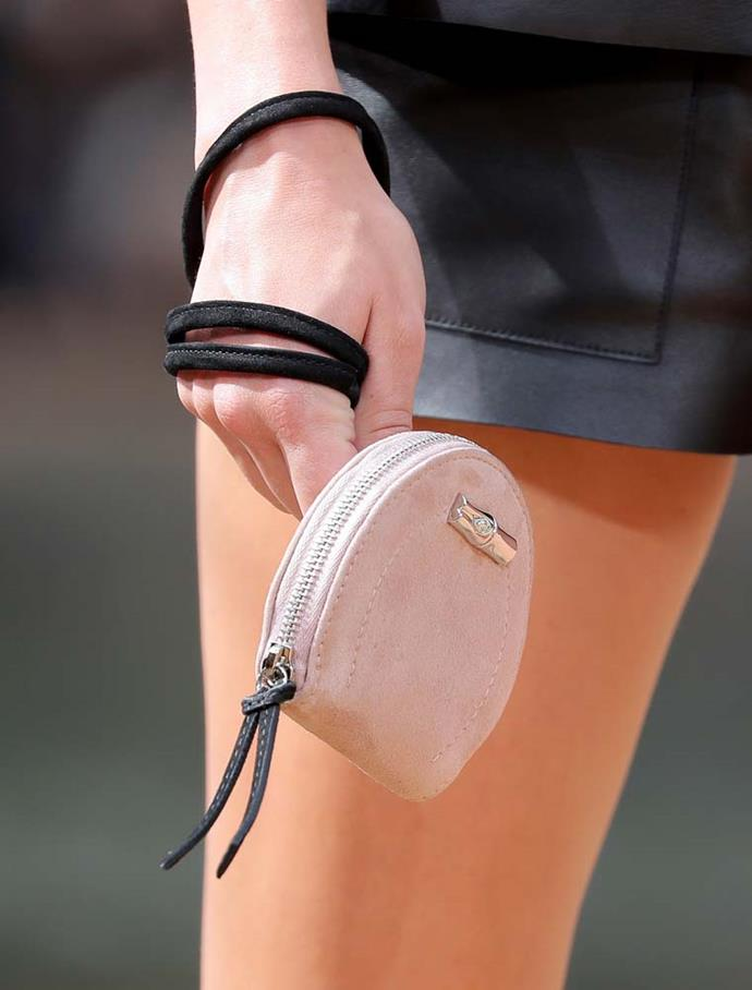 Longchamp spring/summer 2020.