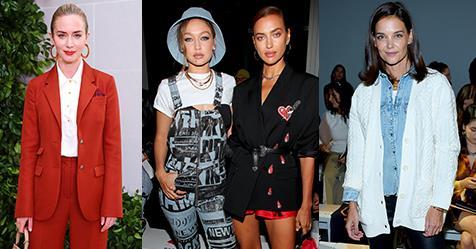 The Best Front Row Looks From New York Fashion Week | Harper's BAZAAR Australia