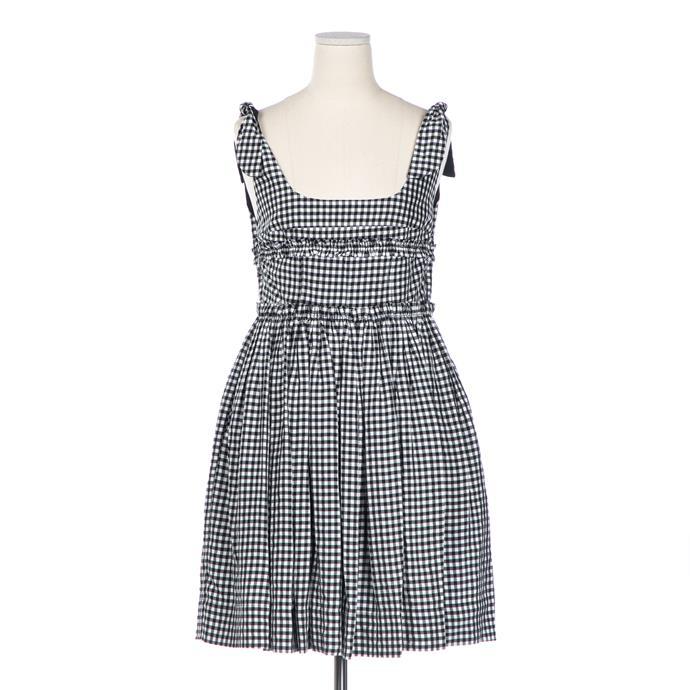 Alexa Chung dress, $189