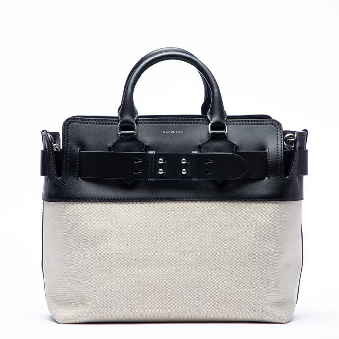 Burberry bag, $756