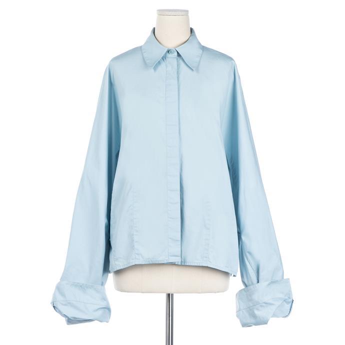 Celine shirt, $227