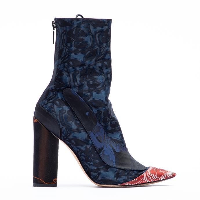Dior boots, $472