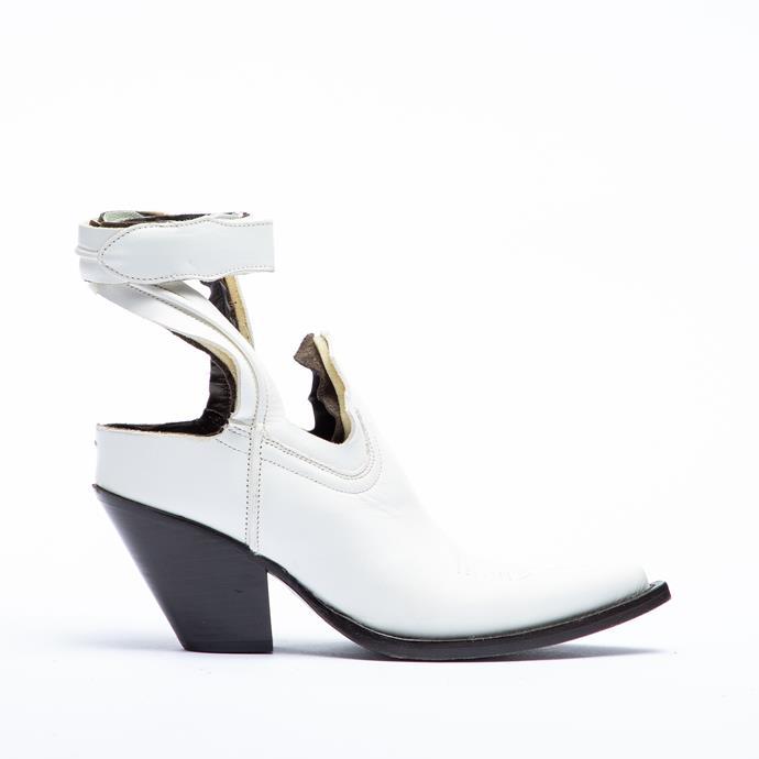 Maison Martin Margiela boots, $378