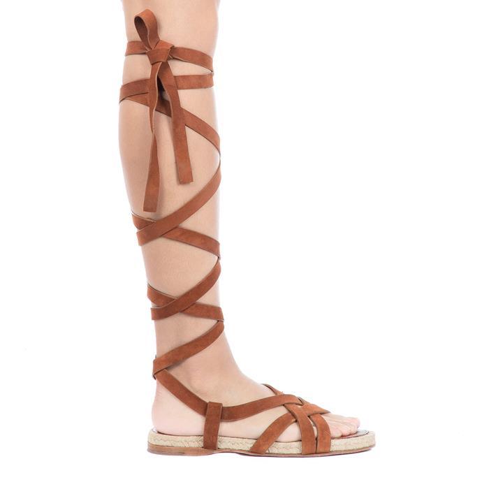 Miu Miu sandals, $283