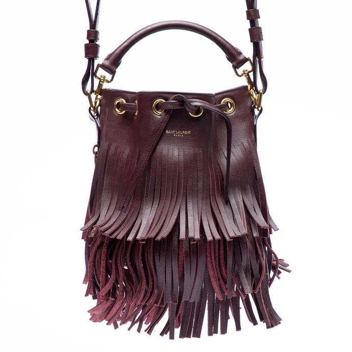 Saint Laurent bag, $945