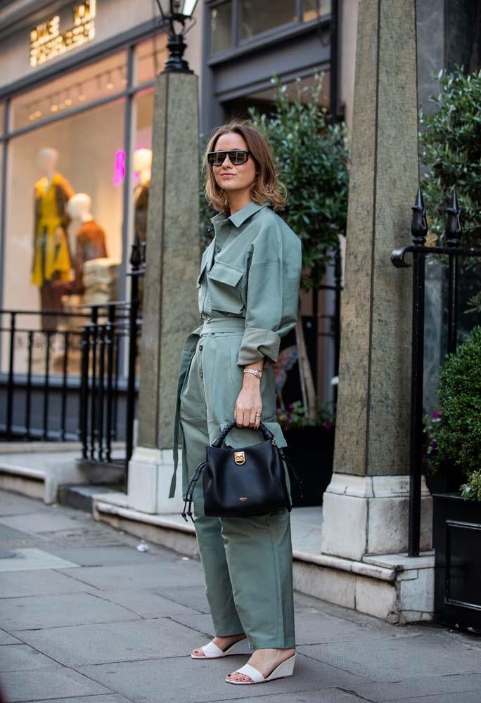 **Trend: One And Done**<br><br> Expertly blended co-ords or a classic boilersuit, one-and-done dressing made a splash.