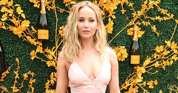 Jennifer Lawrence May Already Be Married To Cooke Maroney   Harper's BAZAAR Australia
