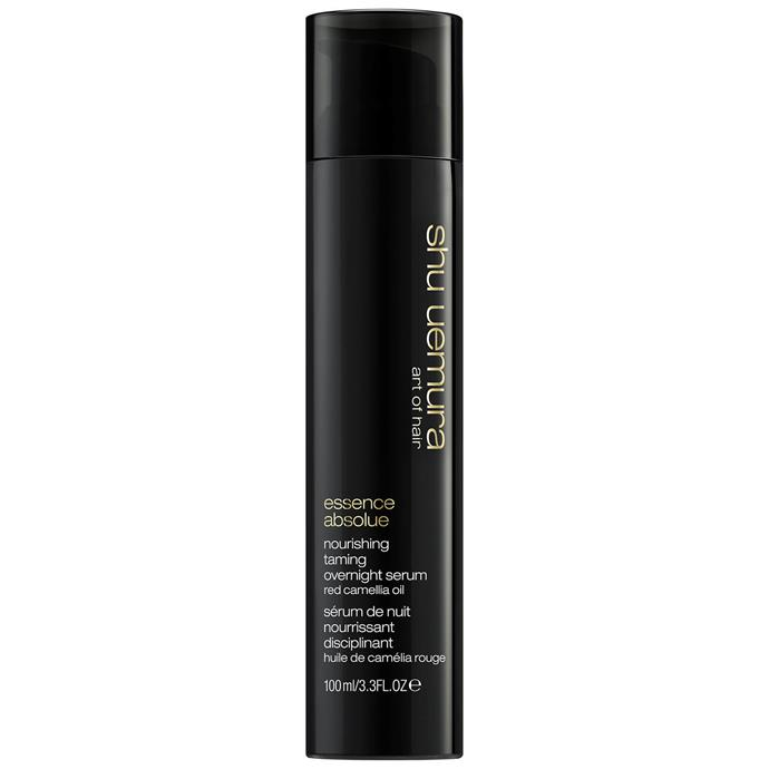"""***Essence Absolue Overnight Serum by Shu Uemura, $58 from [Adore Beauty](https://www.adorebeauty.com.au/shu-uemura/shu-uemura-essence-absolue-overnight-serum-100ml.html
