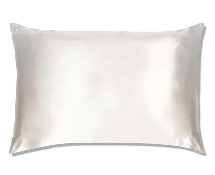 """***Silk pillowcase by Slip, $95 from [Slip](https://www.slip.com.au/collections/pillowcases-1/products/pillowcase-white-queen