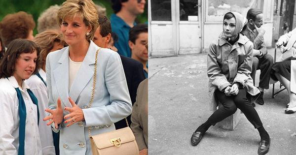 Salvatore Ferragamo Shoes: Famous Fashion Fans | Harper's BAZAAR Australia