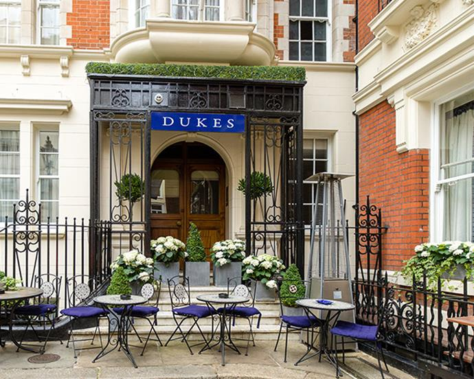 "***[Dukes London](https://www.dukeshotel.com/|target=""_blank""