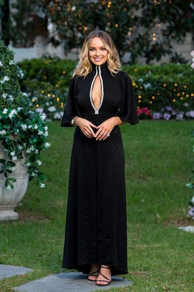 "*Abbie in Ellery*<br><br> This 'nun'-inspired dress ([Abbie's words](https://www.instagram.com/p/B1svmwEFsgt/|target=""_blank""