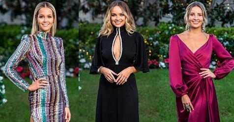 The Best Dresses From 'The Bachelor' Australia 2019 | Harper's BAZAAR Australia