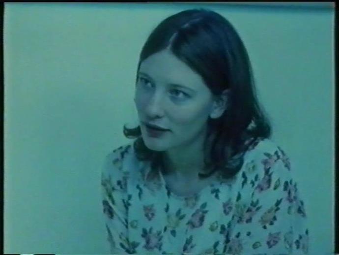 Cate Blanchett in *Parklands* (1996)