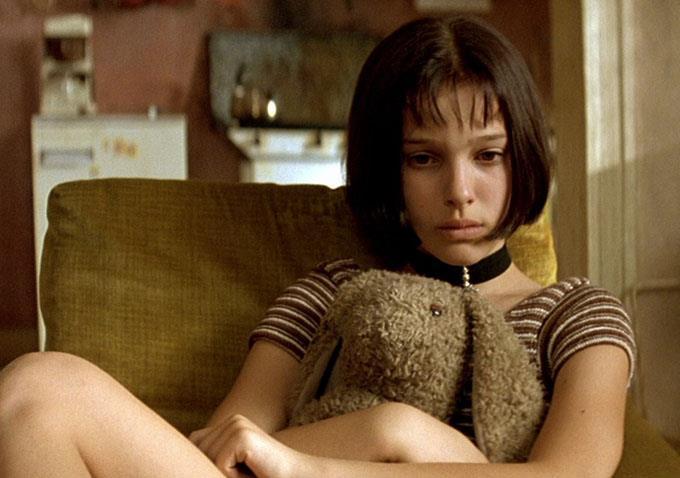 Natalie Portman in *Léon: The Professional* (1994)