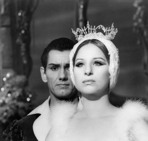 Barbra Streisand in *Funny Girl* (1968)