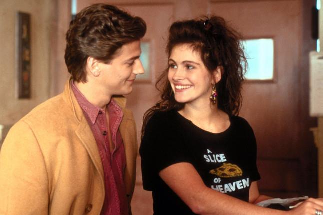 Julia Roberts in *Mystic Pizza* (1988)