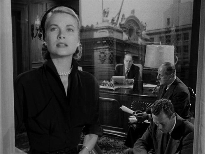 Grace Kelly in *Fourteen Hours* (1951)