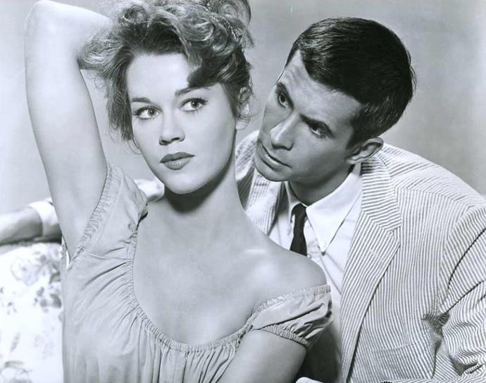 Jane Fonda in *Tall Story* (1960)