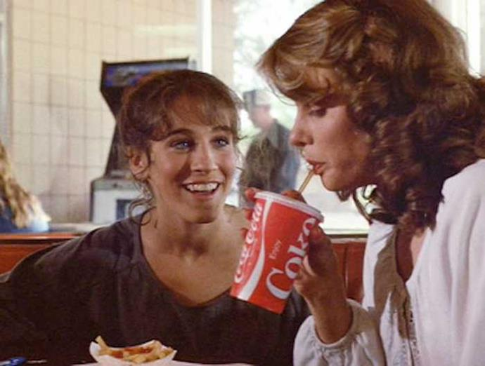 Sarah Jessica Parker in *Footloose* (1984)