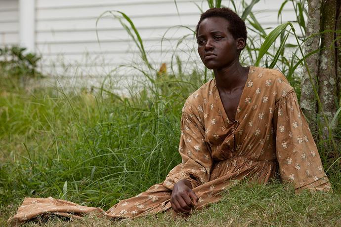 Lupita Nyong'o in *12 Years A Slave* (2013)
