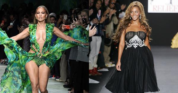 The 16 Most Iconic Celebrity Runway Cameos Of All Time